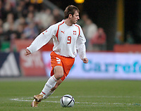 Fotball<br /> Foto: Dppi/Digitalsport<br /> NORWAY ONLY<br /> <br /> FOOTBALL - FRIENDLY GAMES 2004/2005 - FRANKRIKE v POLEN - 17/11/2004 - MACIEJ ZURAWSKI (POL)