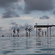 Cairns Esplanade is Cairns CBD. The esplanade lagoon, a saltwater swimming pool
