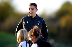 George West of Bristol City Women- Mandatory by-line: Nizaam Jones/JMP - 27/10/2019 - FOOTBALL - Stoke Gifford Stadium - Bristol, England - Bristol City Women v Tottenham Hotspur Women - Barclays FA Women's Super League