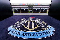 A general view of St James' Park, home to Newcastle United - Mandatory by-line: Ryan Crockett/JMP - 28/08/2020 - FOOTBALL - St James' Park - Newcastle, England - Newcastle United - Premier League