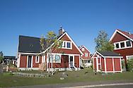 """Varje gata i Sweden Hills har ett svenskt namn som exempelvis Stockholm street. """"Men i Japan bryr vi oss inte så mycket om gatunamn"""", säger Miki Wajima på stiftelsen Sweden Center Foundation."""