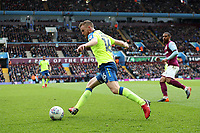 Aston Villa v Derby County - Sky Bet Championship<br /> BIRMINGHAM, ENGLAND - APRIL 28 :  Alex pearce, of Derby County,  puts in a cross during the 1st half at Villa Park