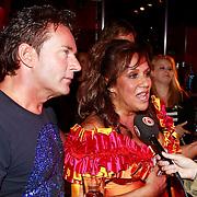 NLD/Rijswijk/20110620 - CD presentatie Patty Brard, Patty en Gerard Joling worden geinterviewd