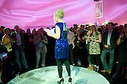 RUTH GRESTY, SR. BRAND MANAGER, Durex - 80th birthday party. Sketch, 9 Conduit Street, London W1, 20 OCTOBER 2009