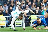 022418 Real Madrid v Deportivo Alaves, La Liga football match