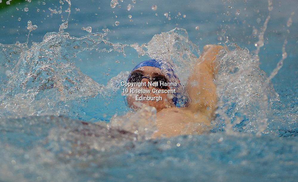 British Para-Swimming International Meet 2016, Tollcross Swimming Centre, Glasgow.<br /> <br /> <br /> Mens 202 Mens MC 100m Backstroke<br /> <br /> Jon Law<br /> <br /> <br />  Neil Hanna Photography<br /> www.neilhannaphotography.co.uk<br /> 07702 246823