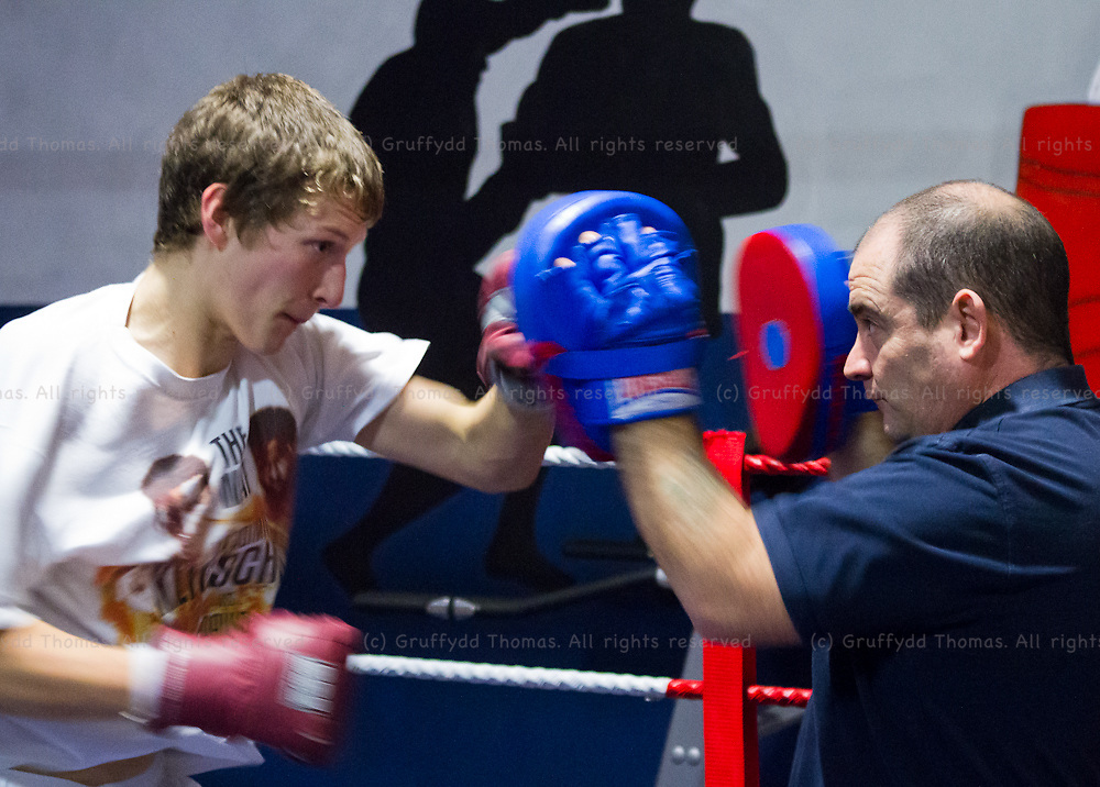 Youth boxing club