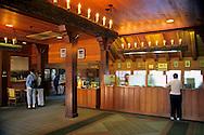 Interior, Bryce Lodge, Bryce Canyon National Park, UTAH