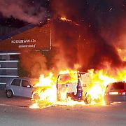 NLD/Huizen/20110330 - Grote Brand Ambachtsweg Huizen