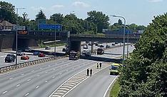 M25 Bridge Chaos