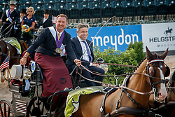 Weber Chester, USA, Asjemenou, Boris W, First Edition, Reno<br /> World Equestrian Games - Tryon 2018<br /> © Hippo Foto - Sharon Vandeput<br /> 23/09/2018