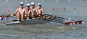 Plovdiv BULGARIA. 2017 FISA. Rowing World U23 Championships. <br /> USA BM4X. Bow.  FINLEY, Doran, PLIHAL, James, STERNER, Joseph and COHEN, Ari.<br /> Wednesday. PM,  Heats 16:55:24  Wednesday  19.07.17   <br /> <br /> [Mandatory Credit. Peter SPURRIER/Intersport Images].