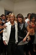 Martina Navratilova and Chrissie Hynde, PETA's Humanitarian Awards, Stella McCartney, Bruton Street, London, W1. 28 June 2006. ONE TIME USE ONLY - DO NOT ARCHIVE  © Copyright Photograph by Dafydd Jones 66 Stockwell Park Rd. London SW9 0DA Tel 020 7733 0108 www.dafjones.com