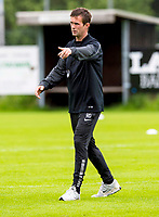 10/07/14      <br /> CELTIC TRAINING<br /> AUSTRIA<br /> Celtic manager Ronny Deila gives out instructions at training