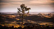 Landscape of the Pilbara region in the north west of Western Australia