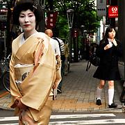Tokyo, Japan, Asia
