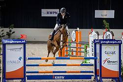 Houtzager Marc, NED, Kincsem<br /> KWPN Hengstenkeuring 2021<br /> © Hippo Foto - Dirk Caremans<br />  06/02/2021