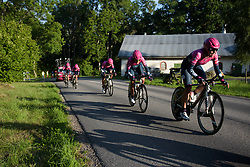 Bepink at the Crescent Vargarda - a 42.5 km team time trial, starting and finishing in Vargarda on August 11, 2017, in Vastra Gotaland, Sweden. (Photo by Sean Robinson/Velofocus.com)