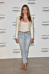 """Joana Preiss attending the party for the new Chanel perfume """"Gabrielle"""", at the Palais de Tokyo in Paris, France, on July 4, 2017. Photo by Alban Wyters/ABACAPRESS.COM"""