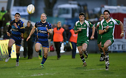 Worcester Warriors Full Back Chris Pennell chases the ball  - Mandatory by-line: Joe Meredith/JMP - 26/03/2016 - RUGBY - Sixways Stadium - Worcester, England - Worcester Warriors v London Irish - Aviva Premiership