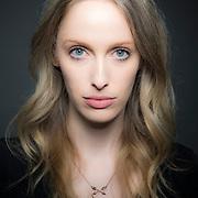 Model Samantha Mills.