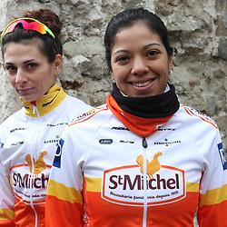 03-03-2020: Wielrennen: GP Le Samyn: vrouwen: Dour:Fernanda Yapura