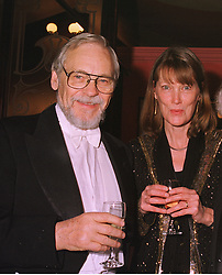 LORD & LADY RAE at a show in London on 7th December 1998. MMS 42 2OLO