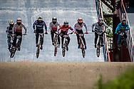 2018 UCI BMX Supercross<br /> Round 7 Santiago Del Estero (Argentina)<br /> Motos<br /> #815 (CLERTE Eddy) FRA<br /> #194 (VILLEGAS Federico) ARG<br /> #278 (RAMIREZ YEPES Carlos Alberto) COL<br /> #204 (SHIMADA Ryo) JPN<br /> #118 (COSTIGLIOLO Martin) ARG<br /> #515 (SHARROCK Paddy) GBR