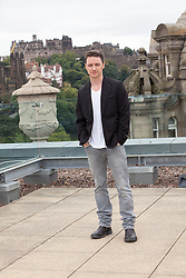 Filth photocall with James McAvoy.<br /> ©Michael Schofield.