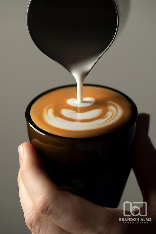 Architect Coffee located in Springfield, Missouri photo by Brandon Alms