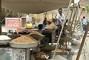India, Rajasthan, Jaipur Street market