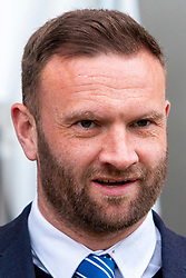 Chesterfield caretaker manager Ian Evatt - Mandatory by-line: Ryan Crockett/JMP - 28/04/2018 - FOOTBALL - Proact Stadium - Chesterfield, England - Chesterfield v Wycombe Wanderers - Sky Bet League Two