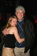 Heidi Jo Markel of Eclectic Pictures, Producer & Avi Lerner of Millennium Films.The Tenants Post Screening Party.Aer Premiere Lounge.New York, NY, USA.Monday, April, 25, 2005.Photo By Selma Fonseca/Celebrityvibe.com/Photovibe.com, .New York, USA, Phone 212 410 5354, .email: sales@celebrityvibe.com ; website: www.celebrityvibe.com...