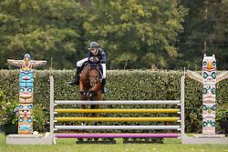 Van Biesen Leon, BEL, Pallieter<br /> Nationaal Kampioenschap LRV Ponies <br /> Lummen 2020<br /> © Hippo Foto - Dirk Caremans<br /> 27/09/2020