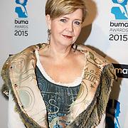 NLD/Hilversum/20150217 - Inloop Buma Awards 2015, Mathilde Santing