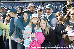 CHOP Families During the NFL game between the Atlanta Falcons and the Philadelphia Eagles in Philadelphia, Pennsylvania on Sunday November 13th 2016. (Brian Garfinkel/Philadelphia Eagles)