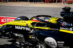 February 28, 2019 - Montmelo, Barcelona, Calatonia, Spain - Nico Hulkenberg of Renault F1 Team seen in action during the second week F1 Test Days in Montmelo circuit, Catalonia, Spain. (Credit Image: © Javier Martinez De La Puente/SOPA Images via ZUMA Wire)