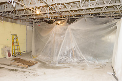 Central High School Bridgeport CT Expansion & Renovate as New. State of CT Project # 015-0174. One of 85 Photographs of Progress Submission 14, 31 March 2016