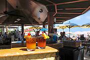 Mai Tai Bar, Royal Hawaiian Hotel, Waikiki, Honolulu, Oahu, Hawaii