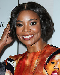 WEST HOLLYWOOD, LOS ANGELES, CA, USA - JANUARY 08: Los Angeles Special Screening Of Annapurna Pictures' 'If Beale Street Could Talk' held at The London West Hollywood at Beverly Hills on January 8, 2019 in West Hollywood, Los Angeles, California, United States. 08 Jan 2019 Pictured: Gabrielle Union. Photo credit: Xavier Collin/Image Press Agency/MEGA TheMegaAgency.com +1 888 505 6342