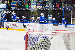 Friendly game between Slovenia and Italy, on April 25, 2019 in Bled, Slovenia. Photo by Peter Podobnik / Sportida