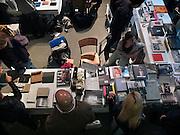Nederland, Amsterdam, 26-09-2013.Unseen Photo Fair, boekenmarkt van  het fotofestival.Foto: Flip Franssen/Hollandse Hoogte