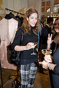 NINA MAHDAVI, The Launch of the Lanvin store on Mount St. Presentation and cocktails.  London. 26 March 2009