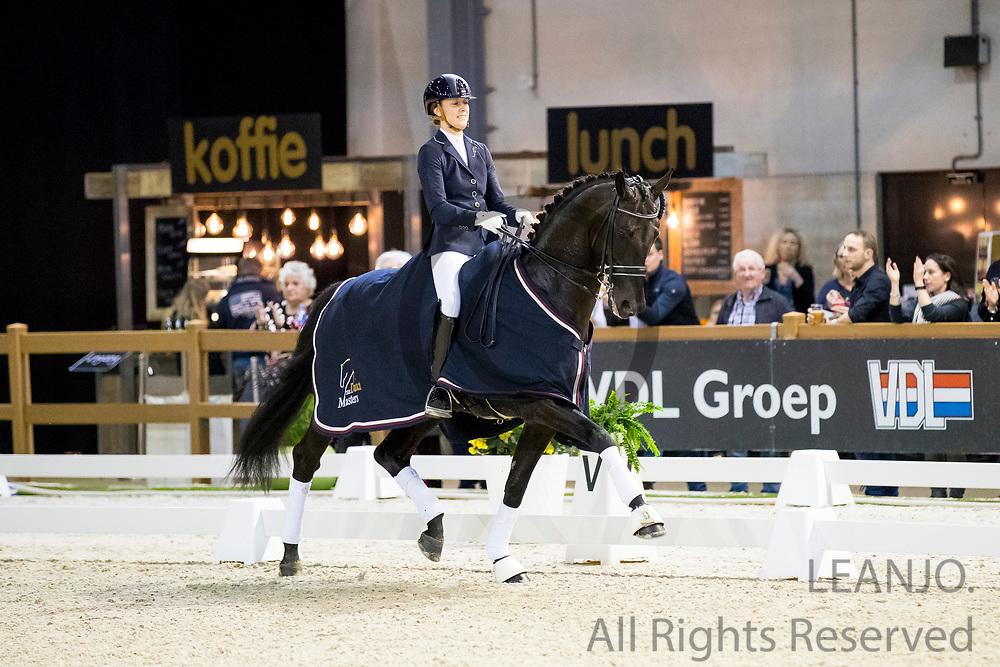 Floor van Kempen - Echt Mooi<br /> The Dutch Masters - Indoor Brabant 2019<br /> © DigiShots