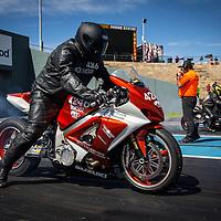 Phill Paton (4246) runs this Suzuki GSXR 1000 in Competition Bike at the Perth Motorplex.