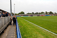 Football - 2021 / 2022 Emirates FA Cup - First Round Qualifying - Bootle vs. FC United of Manchester - Berry Street Garage Stadium - Saturday 4th September 2021<br /> <br /> A general view of the Berry Street Garage Stadium.<br /> <br /> COLORSPORT/Alan Martin