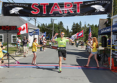 The Great Run on Cranberry Island, Maine