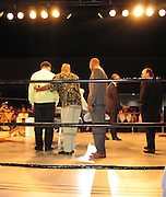 Muhammad Ali, Howard L. Bingham, Will Smith .**EXCLUSIVE**.A Night to Remember the Champ .TASCHEN and Art Basel host the unveiling of the Book GOAT - Greatest Of All Time, a tribute to Muhammad Ali. .Miami Beach Convention Center - Muhammad Ali Hall.Miami Beach, FL, USA.Saturday, December, 06, 2003 .Photo By Celebrityvibe.com/Photovibe.com...
