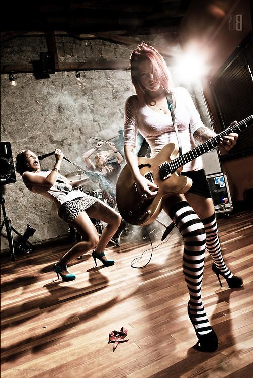 The Glenwood Rock Band