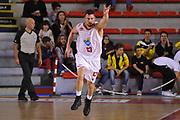 DESCRIZIONE : Roma LNP A2 2015-16 Acea Virtus Roma Assigeco Casalpusterlengo<br /> GIOCATORE : Craig Callahan<br /> CATEGORIA : esultanza<br /> SQUADRA : Acea Virtus Roma<br /> EVENTO : Campionato LNP A2 2015-2016<br /> GARA : Acea Virtus Roma Assigeco Casalpusterlengo<br /> DATA : 01/11/2015<br /> SPORT : Pallacanestro <br /> AUTORE : Agenzia Ciamillo-Castoria/G.Masi<br /> Galleria : LNP A2 2015-2016<br /> Fotonotizia : Roma LNP A2 2015-16 Acea Virtus Roma Assigeco Casalpusterlengo